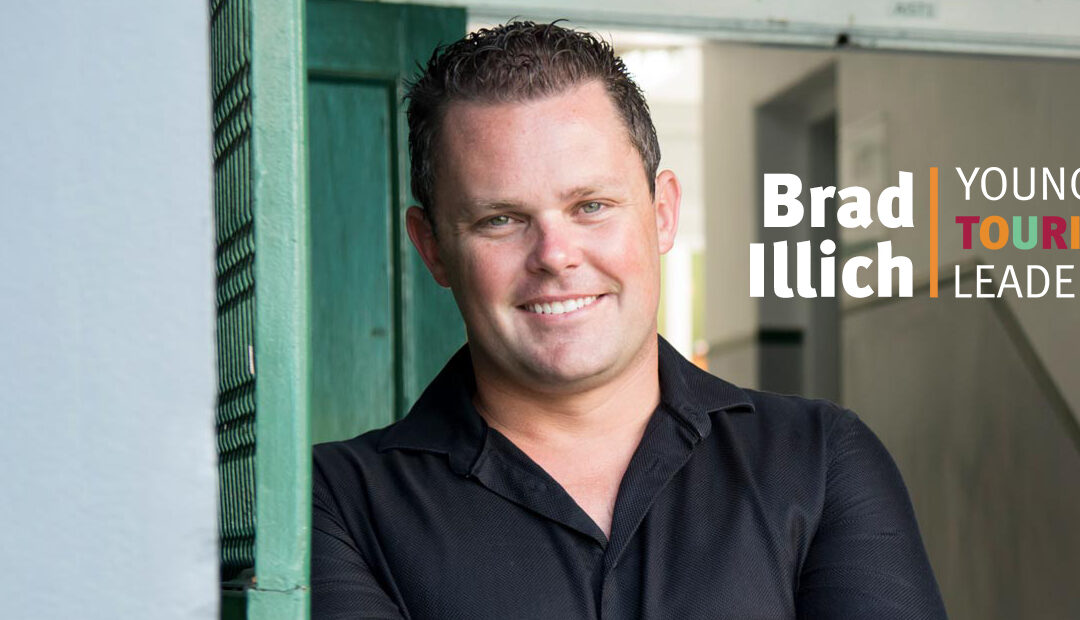 Brad Illich appointed as 2017 Young Tourism Leader