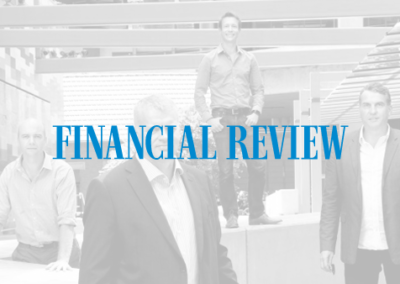 Australian Financial Review – February 2016