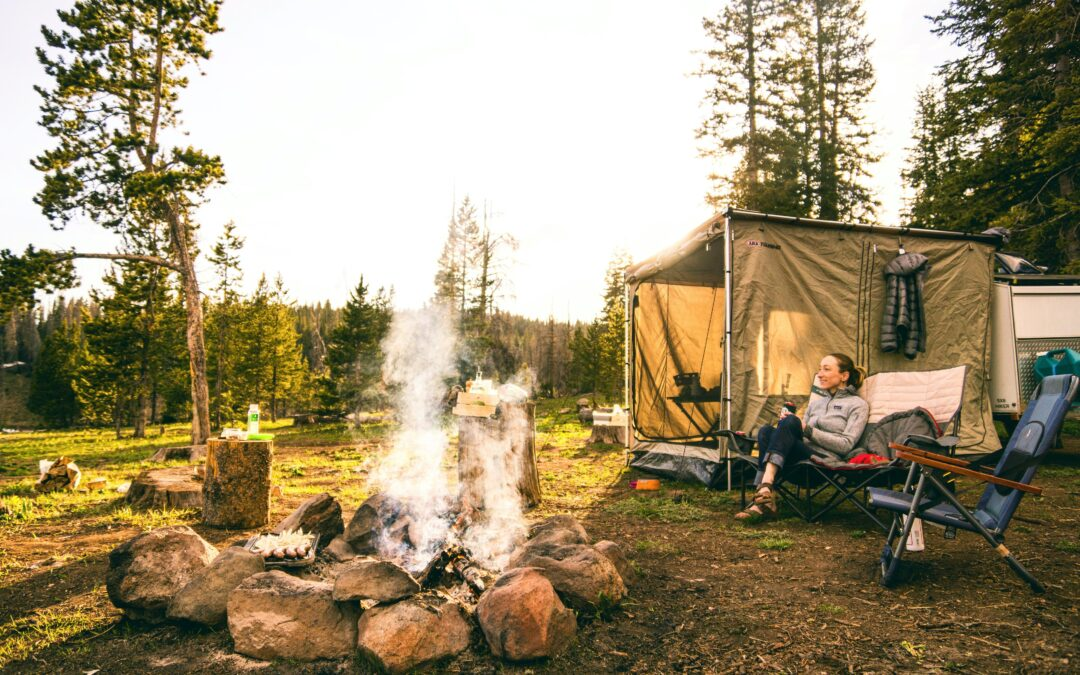 Interest in Camping is at an All-Time High Following COVID-19 Outbreak