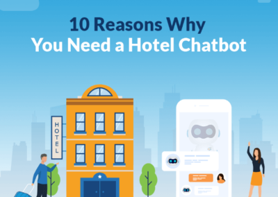 10 Reasons Why You Need A Hotel Chatbot