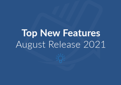 Top New Features – Just Released!